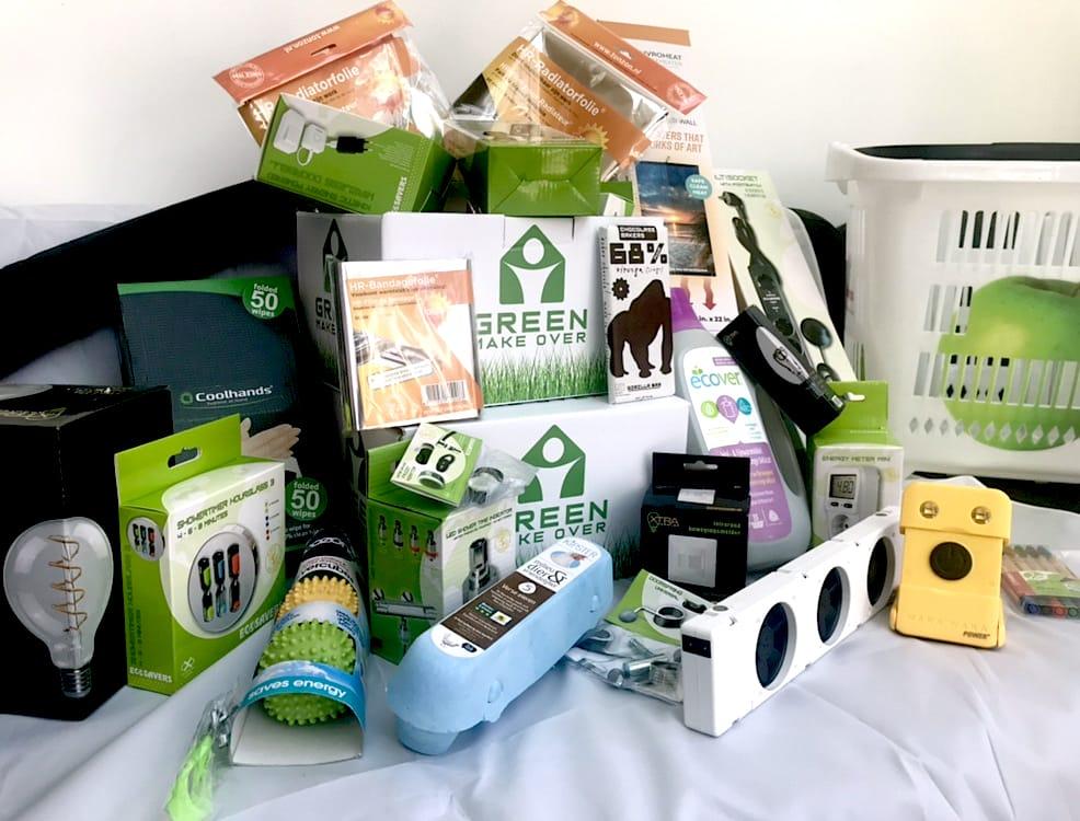 Green Make Over Duurzaamheidsscan